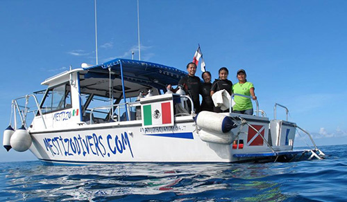 Cozumel private boat charter